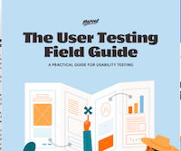 The User Testing Field Guide logo